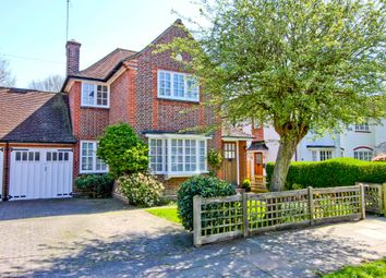 Thumbnail 4 bed detached house for sale in Hallam Gardens, Hatch End, Pinner
