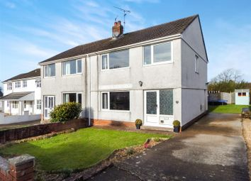 Thumbnail 3 bed property for sale in Wellfield, Bishopston, Swansea