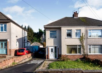 4 bed semi-detached house for sale in Heol Erwin, Cardiff CF14
