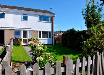 Thumbnail 3 bed end terrace house for sale in Moorfield Road, Backwell, Bristol