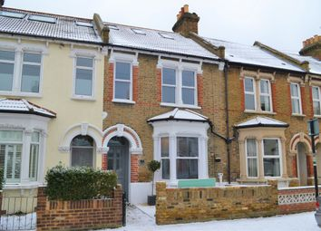 Thumbnail 3 bed flat for sale in Selkirk Road, Tooting, London