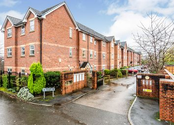 Thumbnail 2 bed flat for sale in Bellam Court, Wardley, Swinton, Manchester