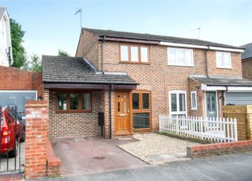 Thumbnail 3 bed semi-detached house for sale in Old Dairy Cottages, Claremont Road, Staines-Upon-Thames, Surrey