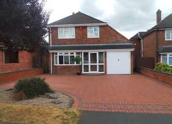 Thumbnail 3 bed detached house for sale in Birch Croft Road, Sutton Coldfield