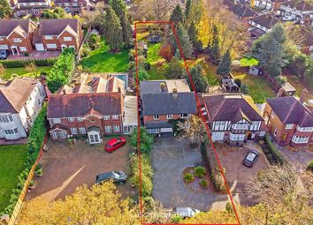 Thumbnail 5 bed detached house for sale in St. Albans Road West, Hatfield, Hertfordshire