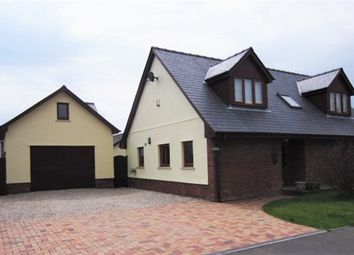 Thumbnail 3 bed detached bungalow for sale in Tai Cae Mawr, Llanwrtyd Wells