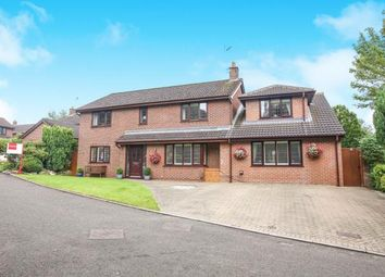 Thumbnail 4 bed detached house for sale in Carnoustie Drive, Tytherington, Macclesfield, Cheshire