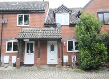 Thumbnail 1 bed terraced house for sale in Domoney Close, Thatcham