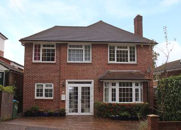 Lordswood Gardens, Southampton SO16. 4 bed detached house for sale