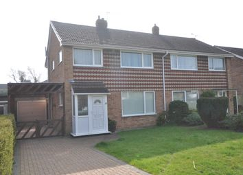 Thumbnail 3 bed semi-detached house to rent in Lister Close, Deal