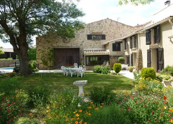 Thumbnail 5 bed detached house for sale in 11220, Arquettes-En-Val, Lagrasse, Carcassonne, Aude, Languedoc-Roussillon, France