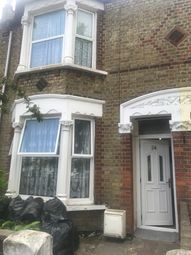 Thumbnail 3 bed terraced house to rent in Halley Road, Forest Gate