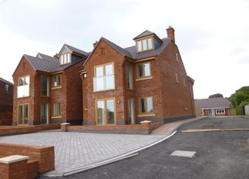 Thumbnail 5 bed detached house for sale in Fair View, Castle Gate, Cannock Wood
