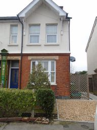 Thumbnail 4 bed semi-detached house to rent in Queens Road, Farnborough