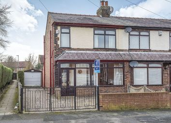 Thumbnail 3 bed terraced house for sale in Prescott Lane, Orrell, Wigan
