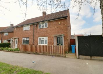 Thumbnail 2 bedroom semi-detached house for sale in Shannon Road, Hull