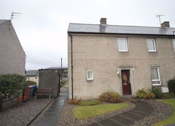 Thumbnail 3 bedroom semi-detached house for sale in Louise Street, Dufftown, Keith