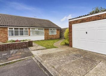 Thumbnail 2 bed semi-detached bungalow for sale in Ambleside Road, Sompting, Lancing