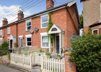 Thumbnail 2 bed end terrace house for sale in Needham Road, Harleston