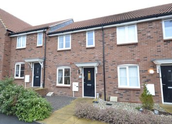Thumbnail 2 bed terraced house to rent in Tawny Close, Bishops Cleeve, Cheltenham