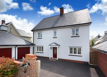 Thumbnail 4 bed detached house for sale in Churchill Way, Broadbridge Heath, Horsham