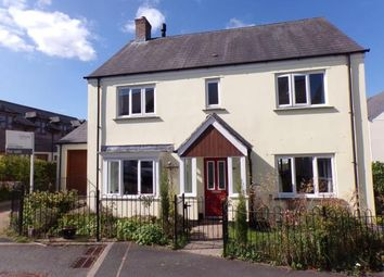 Thumbnail 4 bed detached house for sale in Hatherleigh, Okehampton, Devon
