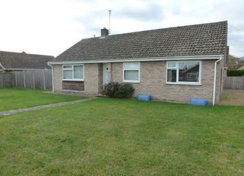 Thumbnail 3 bed bungalow to rent in St. Peters Walk, Hockwold, Thetford