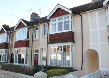 Thumbnail 1 bed flat to rent in Canterbury Road, Worthing