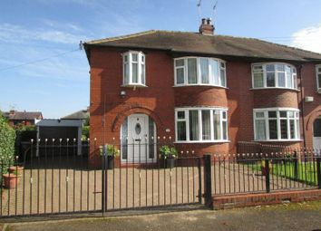 Thumbnail 3 bed semi-detached house for sale in Mizpah Grove, Bury, Greater Manchester