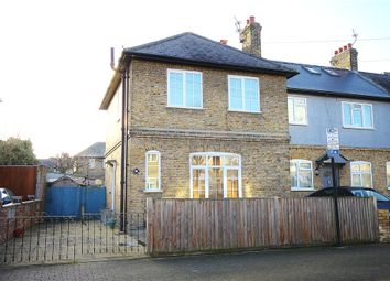Thumbnail 3 bed end terrace house for sale in Longstaff Road, London