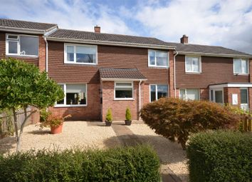 Thumbnail 3 bed terraced house for sale in Churchill Way, Taunton