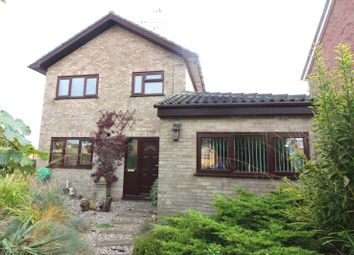 Thumbnail 4 bed detached house for sale in Rosedale Gardens, Belton