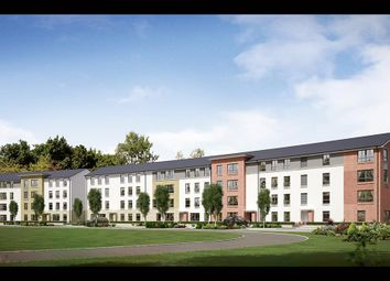 "Thumbnail 2 bedroom flat for sale in ""The Hetton"" at Haughview Terrace, Oatlands, Glasgow"