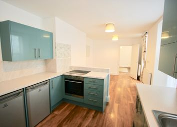 Thumbnail 1 bed flat to rent in Radford Road, West Hoe, Plymouth