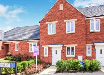 Thumbnail 2 bed terraced house for sale in Clifton Drive, Bloxham
