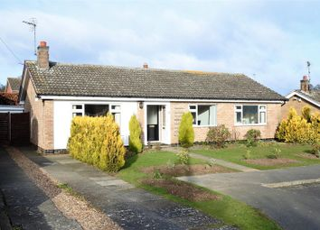 3 bed bungalow for sale in De Ligne Drive, Harlaxton, Grantham NG32
