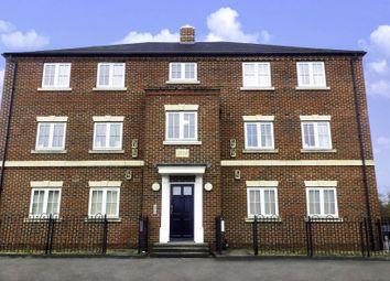 Thumbnail 2 bed flat to rent in Warbler Close, Aylesbury, Buckinghamshire