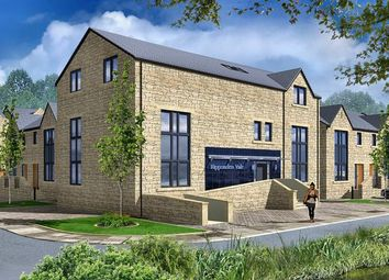 Thumbnail 2 bed flat for sale in 11 Vale Court, Mill Fold Way, Ripponden