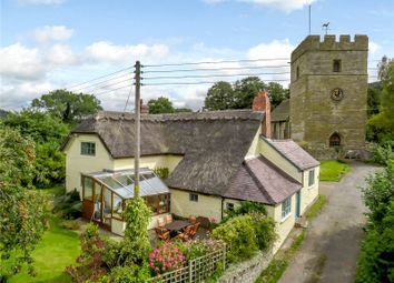 Thumbnail 4 bed detached house for sale in Clunbury, Craven Arms, Shropshire