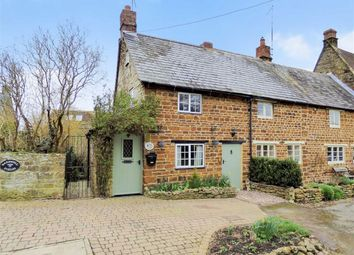 Thumbnail 2 bed end terrace house for sale in Prestige Row, Moreton Pinkney, Northamptonshire