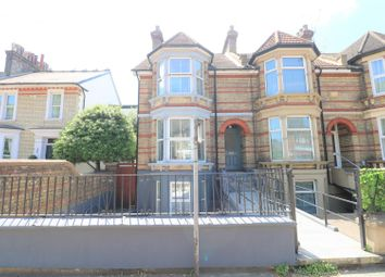 Thumbnail 3 bed end terrace house to rent in Old Road East, Gravesend