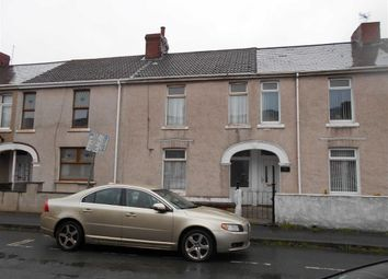 Thumbnail 2 bed terraced house for sale in Tydraw Street, Port Talbot