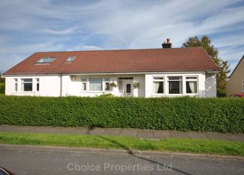 Thumbnail 5 bed detached bungalow for sale in Moorfield Avenue, Kilmarnock
