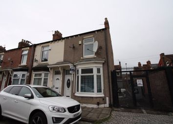 Thumbnail 2 bed terraced house for sale in Talbot Street, Middlesbrough
