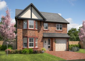 Thumbnail 4 bed detached house for sale in Salkeld Road, Penrith