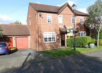 Thumbnail 3 bed semi-detached house for sale in Newland Mews, Culcheth, Warrington