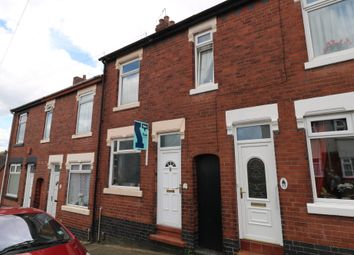 Thumbnail 2 bed terraced house for sale in Minton Street, Hartshill, Stoke-On-Trent