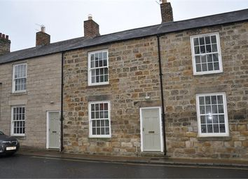 Thumbnail 1 bed terraced house for sale in Giles Place, Hexham