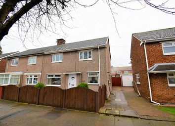 Thumbnail 3 bed semi-detached house for sale in Overdale Road, Middlesbrough