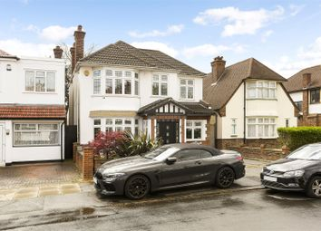 Thumbnail 5 bed detached house for sale in Shaftesbury Avenue, Norwood Green